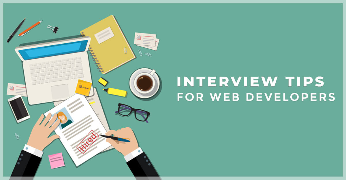 Interview Tips for Web Developers