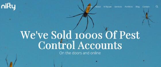 web-design-pest-control-niche